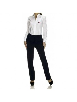 air hostess uniform shirt and trouser